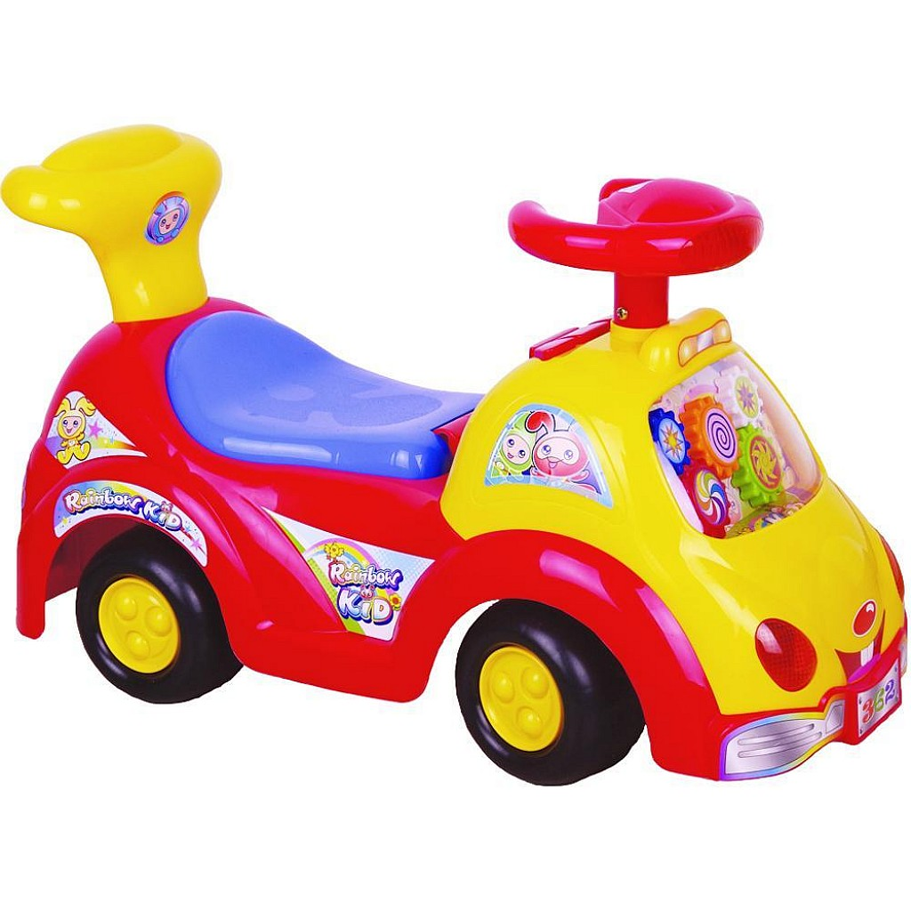 EZBRAND BABY TOY - Toy House Ride On Push Car