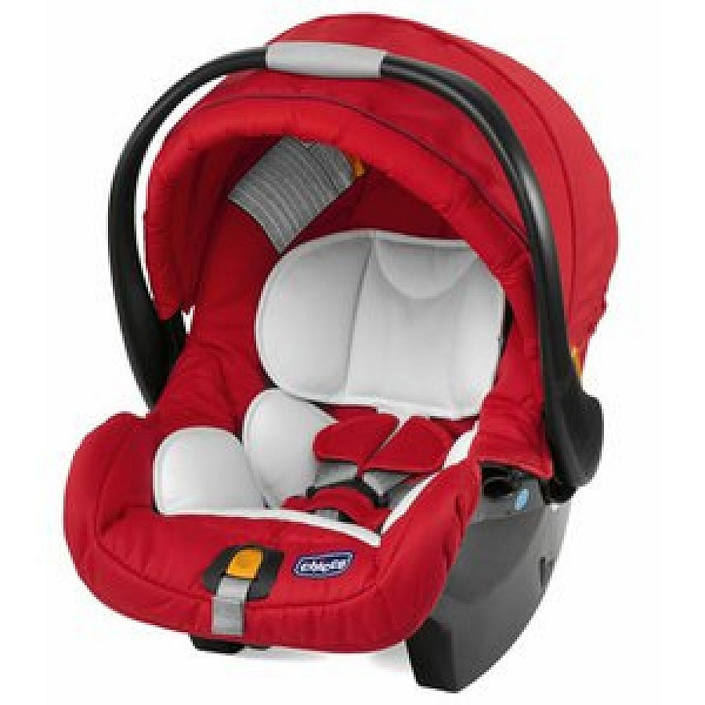 EzBrand WaLi Child Safety Seat Black/Red