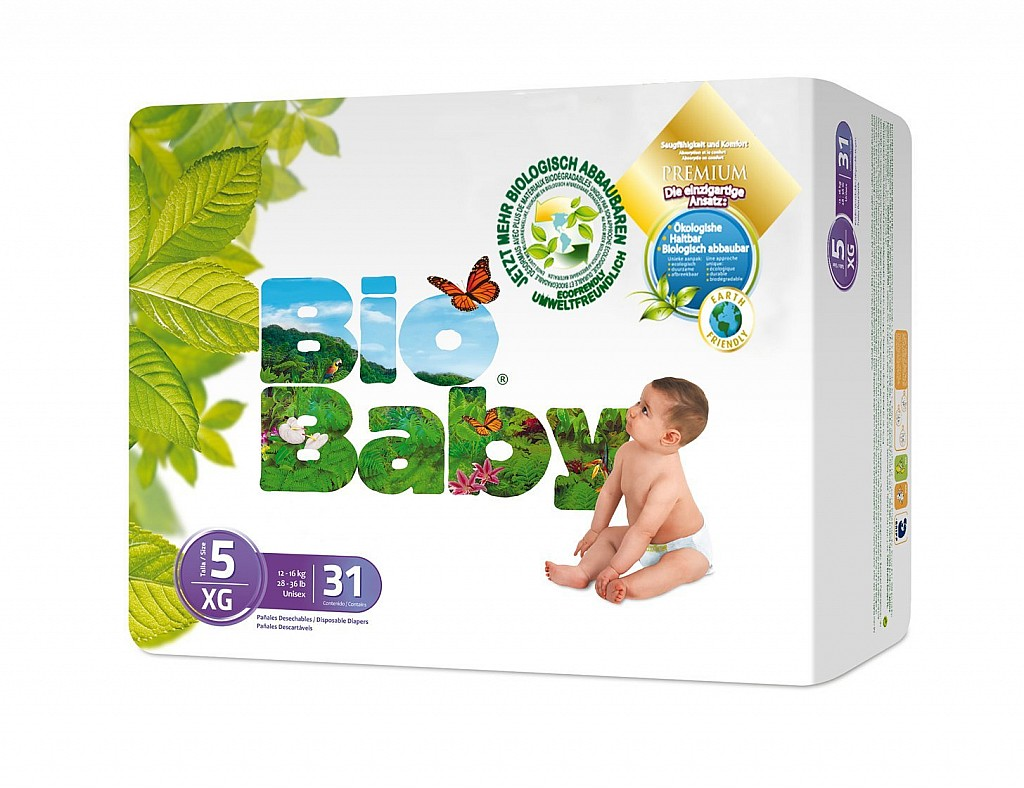 EzBrand Disposable Nappies