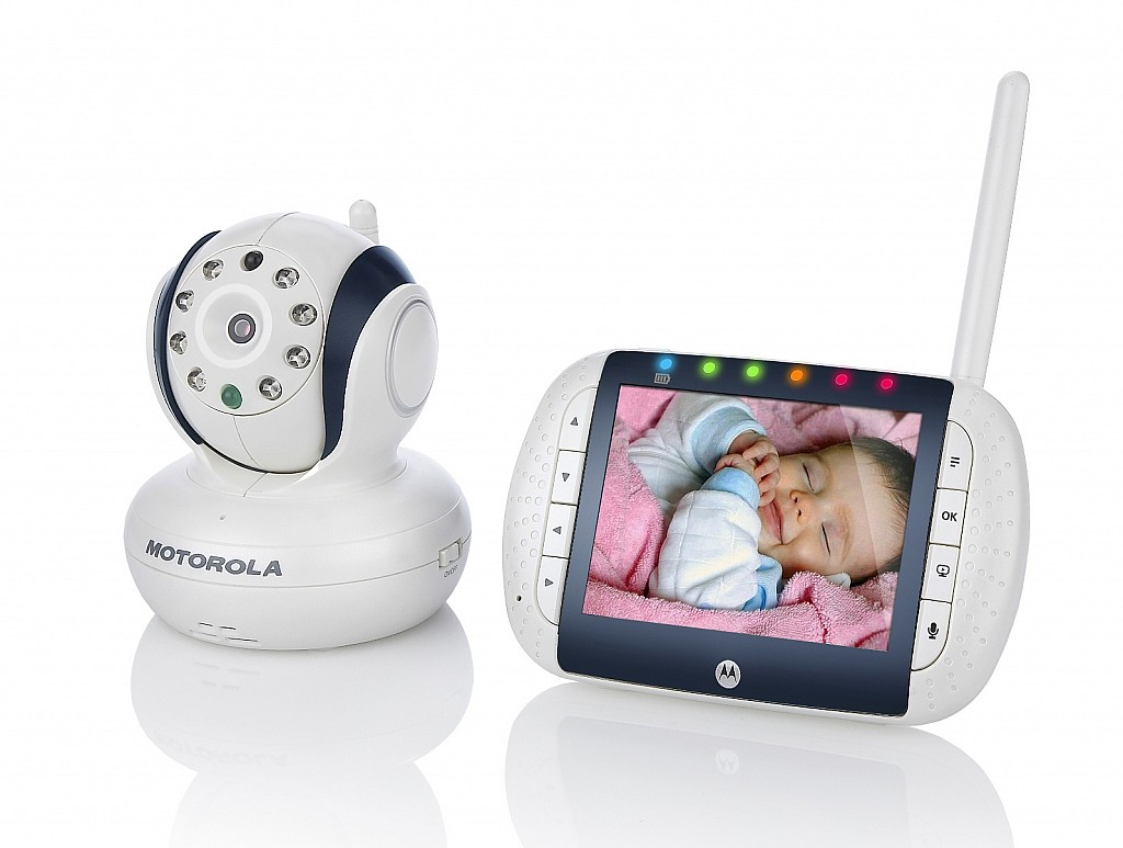 EzBrand Baby Monitor