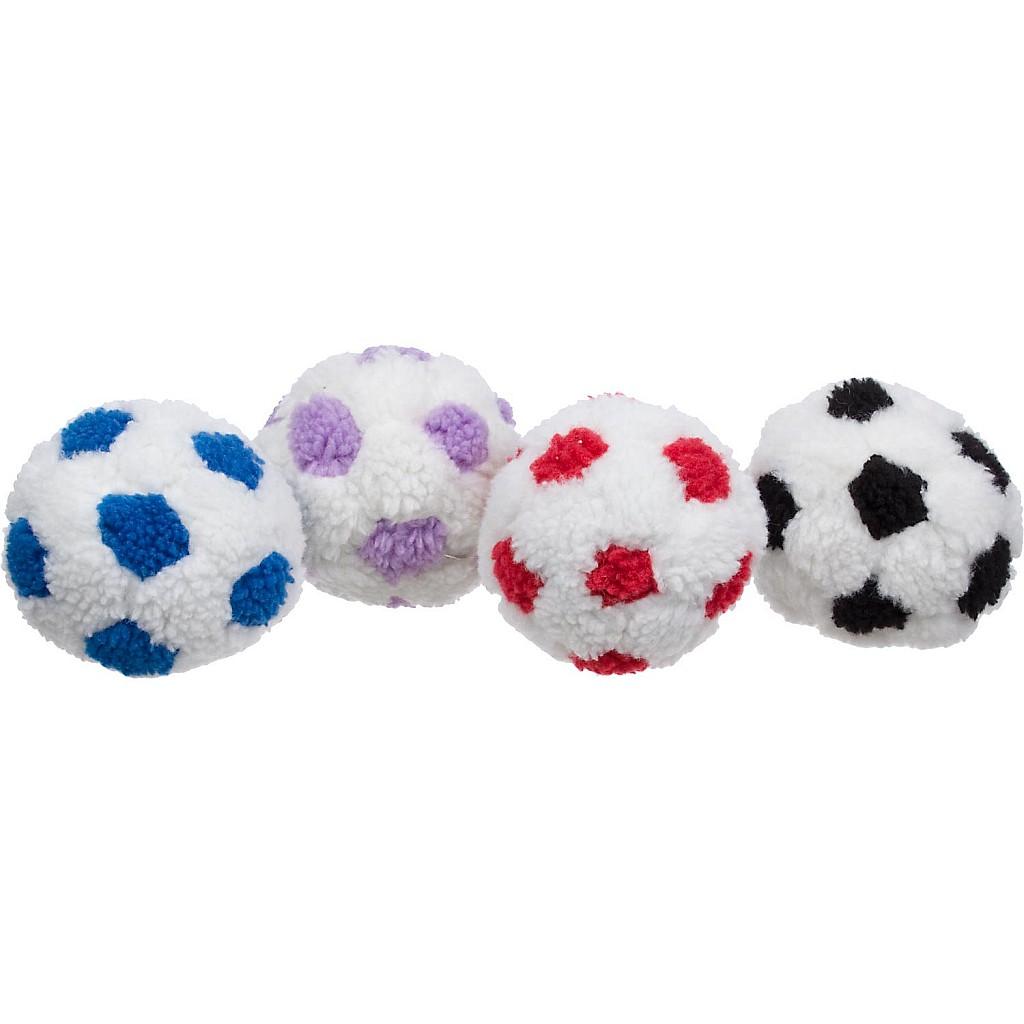 Petco Berber Soccer Ball Plush Dog Toy